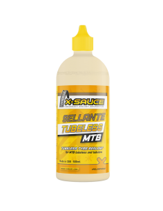 LÍQUIDO SELLANTE PARA SISTEMA TUBELESS MTB 500 ML