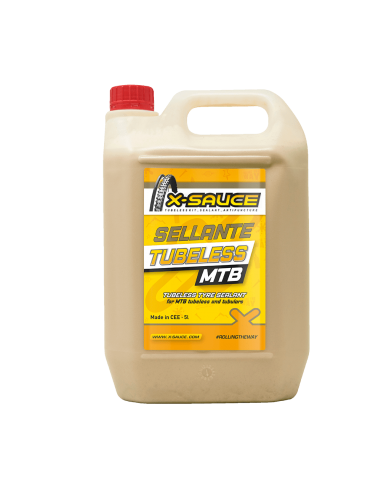 TUBELESS TYRE SEALANT BOTTLES BIDÓN 5L